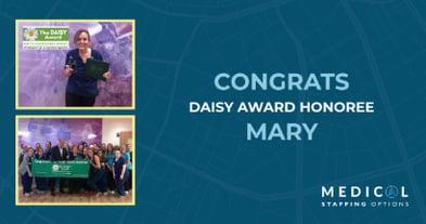 mso - daisy award 2